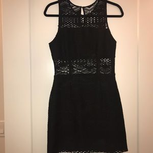 EUC !! Very sexy crochet dress by Dolce Vita!